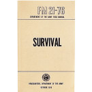Official Military Survival Manual FM-21-76