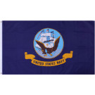 United States Navy Flag (3' x 5')