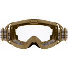 Coyote Brown Military Over The Glasses Tactical Ballistic Goggles