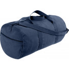 "Navy Blue Heavy Duty Military Shoulder Bag - 24"" x 12"""