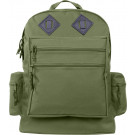 Olive Drab Military Deluxe Tactical Water Resistant Backpack