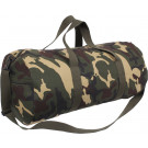 "Woodland Camouflage Military Heavy Duty Shoulder Bag - 24"" x 12"""