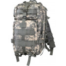 ACU Digital Camouflage Military MOLLE Medium Transport Assault Pack Backpack
