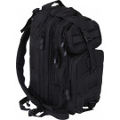 Black MOLLE Medium Transport Pack Convertible To Sling Backpack