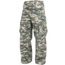Kids ACU Digital Camouflage Vintage Paratrooper Pants