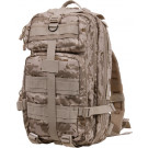 Desert Digital Camouflage Military MOLLE Medium Transport Assault Pack Backpack