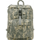 ACU Digital Camouflage Military Heavyweight Canvas Day Pack Backpack