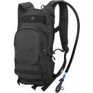 Black MOLLE Quickstrike Tactical Hydration Backpack