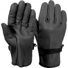 Black D-3A Type Military Leather Gloves