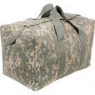 ACU Digital Camouflage Military Parachute Cargo Bag