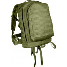 Olive Drab Military MOLLE II 3 Day Assault Pack Backpack