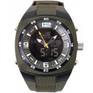 Extra Large Military Combo Analog & Digital Tactical Watch