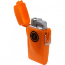 Orange UST Outdoors Survival Waterproof Flame Floating Lighter