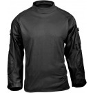 Black Tactical Airsoft Combat Shirt
