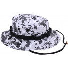 City Digital Camouflage Military Wide Brim Boonie Hat