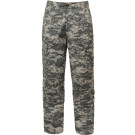 ACU Digital Camouflage Military Rip-Stop Fatigue BDU Pants