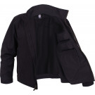 Black Ambidextrous Lightweight Concealed Carry Jacket