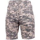 ACU Digital Camouflage Combat Military Cargo BDU Shorts