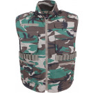 Woodland Camouflage Military Tactical Ranger Vest