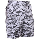 City Digital Camouflage Combat Military Cargo BDU Shorts