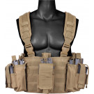 Coyote Brown Tactical Law Enforcement Chest & Belt Rig