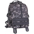 Subdued Urban Digital Camouflage Military MOLLE Large Transport Assault Pack Backpack