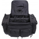 Black Deluxe Concealed Carry Law Enforcement Shoulder Gear Bag