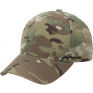Multi Cam Supreme Low Profile Rip-Stop Adjustable Cap
