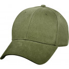 Olive Drab Solid Supreme Low Profile Adjustable Cap
