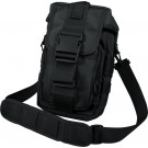 Black Military MOLLE Tactical Flexipack Shoulder Bag