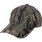 Smokey Branch Camouflage Supreme Low Profile Adjustable Baseball Cap