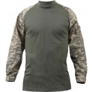 ACU Digital Camouflage Military Heat Resistant Tactical Lightweight Combat Shirt