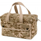 Desert Digital Camouflage Military Canvas Mechanics Tool Bag