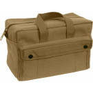 Coyote Brown Military Canvas Mechanics Tool Bag