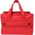 Red Military Mechanics Tool Bag