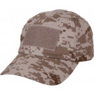 Desert Digital Camouflage Military Low Profile Adjustable Tactical Operator Cap