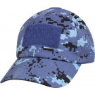 Sky Blue Digital Camouflage Tactical Military Baseball Operator Cap