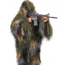 Woodland Camouflage Lightweight Ghillie Suit
