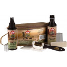 Kiwi Military Desert Boots Complete Care Kit
