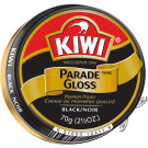 Kiwi Black Large Parade Gloss Premium Shoe Polish