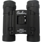 Black Military 8 x 21MM Compact Zoom Binoculars
