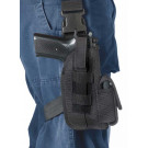 "Black 5"" Tactical Leg Strap Beretta 92 Holster"