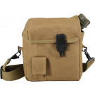 Coyote Brown Military MOLLE Bladder Canteen Cover