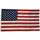 US American Deluxe Embroidered Flag (3' x 5')