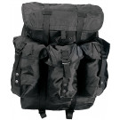 Black Military Large Alice Pack With Frame