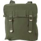 Olive Drab Standard Heavyweight Canvas Musette Bag