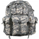 ACU Digital Camouflage Military Large Alice Pack Backpack & Metal Frame