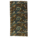 Woodland Camouflage Military Beach Towel