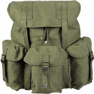 Olive Drab Military Heavy Weight Canvas Mini Alice Pack