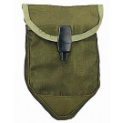 Olive Drab Nylon Tri-Fold Shovel Cover